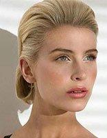 职业女性高贵气质盘发 职业女性盘发的梳理