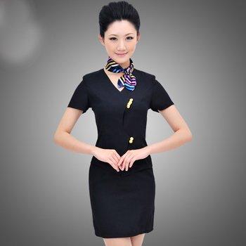 酒店职业女性发型展示 职业女性发型造型图片