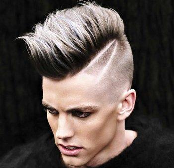 头发顺的男生剪什么发型帅气 帅的发型图片男+学生