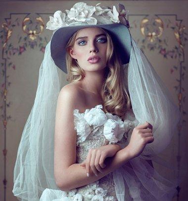 适合大脸新娘的发型 适合大脸显年轻的发型