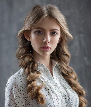 头发少又软梳什么发型 头顶头发少梳啥发型好