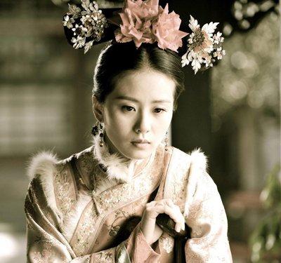 宫里宫女发型的简单梳法图片 清朝发型梳法图解