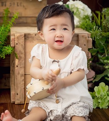 2017流行女童短发发型 女宝宝短发发型图片