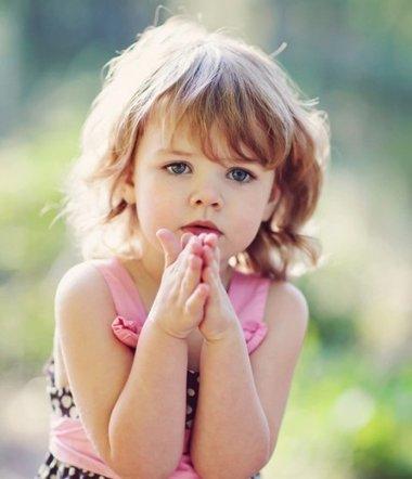 小女孩短发发型图片 女婴儿短发发型图片