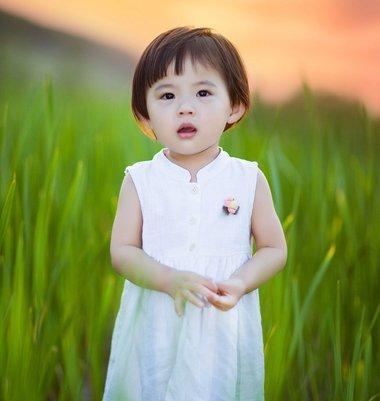 2岁女宝宝短发发型图片大全 女孩短发发型大全