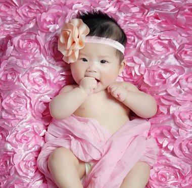 婴儿短发发型图片 女婴儿短发发型设计