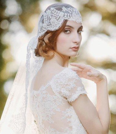 大脸夏天适合什么发型 大脸女生适合的新娘发型