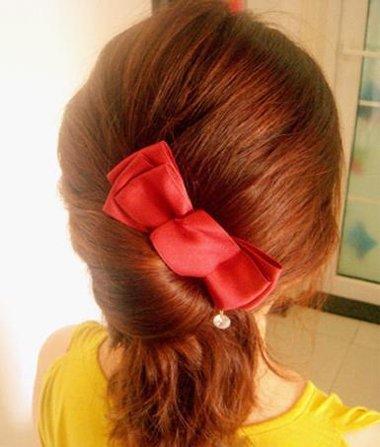 中年女士长头发怎么盘好看 自己怎么盘长头发
