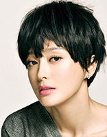 适合四方脸的短发发型 脖子短方脸适合的发型图片图片