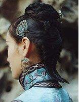 古代格格发型怎么梳 古代发型梳法