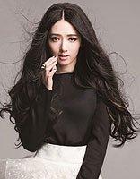 今年流行什么样的卷发 美女明星卷发发型图片