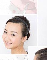 梳职业发型方法 在家怎样梳简单漂亮的发型