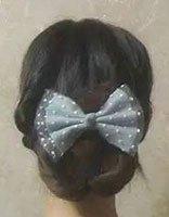 女生简单梳头发型 女生好看的发型梳法过程