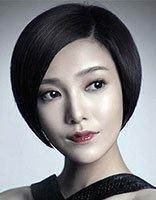 女明星时尚短发舞会发型 明星中短发发型图片