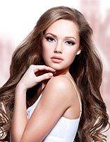 女生卷发发型分类图片 时尚女生卷发类型