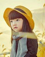 头发较短的小女孩发型 好看的宝宝短发发型