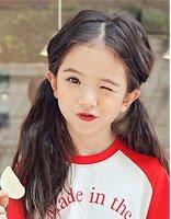 适合长头发小学生扎的公主头发型 小学生长头发的扎法