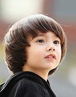 圆脸男孩子留什么长发 男孩圆脸长发发型