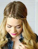 各种长头发的编法 长头发怎样编简单好看