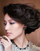 中年人长头发怎么扎好看 学习长头发扎发发型扎法