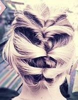 女生非主流发型图解 非主流发型怎么梳