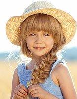 小孩子中长发怎么扎好看 小孩长发怎么扎的造型