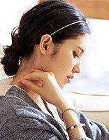 成熟女人日常生活盘发发型 日常简单的盘发步骤图解
