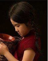 儿童各种各样头发的编法 适合儿童夏天编织的发型