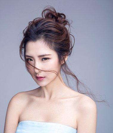 2017时尚韩版梳发发型 梳一个帅气的发型