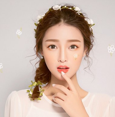 如何梳韩版流行发型 2017最好看的发型梳法