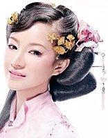 古代女子发型怎么梳 古代宫廷贵妇发型梳法图解