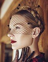 教各种发型梳理方法 花样发型梳法
