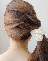 2017年流行梳起来的发型 2017最新女生发型梳头的方法