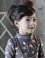 怎样给小孩梳漂亮发型 宝贝梳头发型图片大全