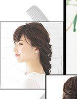 女生发型怎么梳 女生梳简单梳漂亮的发型图解