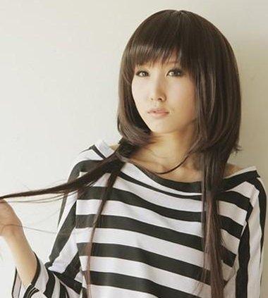日式断层发型 2017日本高中女生时尚发型