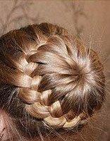 小学生梳头的发型 教你梳头各种发型的方法步骤