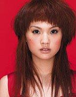 脸小的女生适合什么样的水母头发型