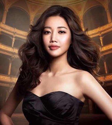 台湾高音女歌手alin发型 气质源于妆容