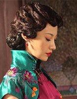 谍战剧《破晓》杨雪复古发型 回归民国才最是浪漫