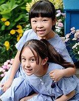 给孩子一个骄傲的童年 从六一美好发型开始