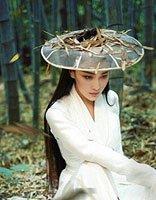 戴斗笠配出的古典美发型展现 众多女星江湖英气梳发盘点