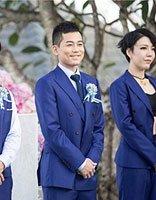 张玮结婚吴莫愁真当伴郎 伴郎团发型最帅是谁