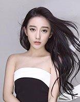 新出道女星陈梦瑶水灵造型 九零后小花潮范十足的发型