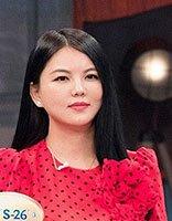 黑长直标准的美女发型设计 辣妈李湘重回女神的宝座