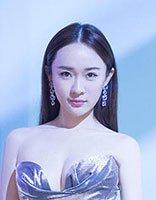 霍思燕keep fit身材超好 霍思燕银色礼服+黑长发优雅吸睛