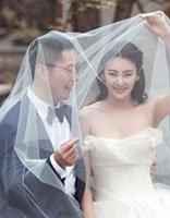 爱对人每天都是情人节 张雨绮婚纱造型美翻了