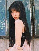 宋妍霏长直发打造复古女郎 五款宋妍霏流行美长发发型
