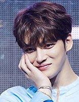 《Manhole》金在中金宥真组CP超甜 金在中韩式男生短发发型可爱又温柔