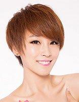 谢楠的爱相随成就了吴京的《战狼》 谢楠短发发型帅气又可爱